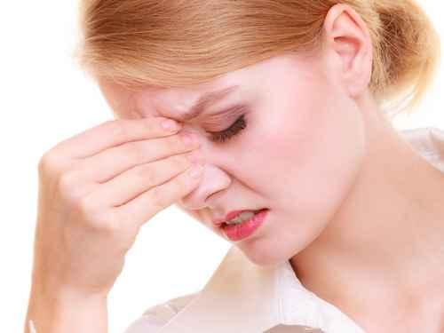 Sinusitis: qué es la sinusitis y cómo se trata