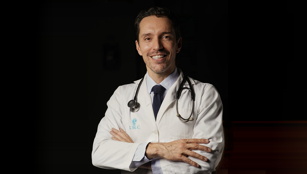 Tu otorrino en Sevilla: el Dr. Pablo Muñoz-Cariñanos