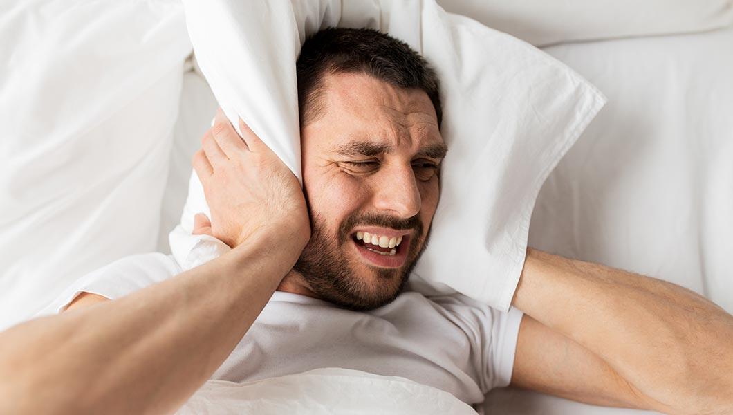 ¿Qué es la hiperacusia?