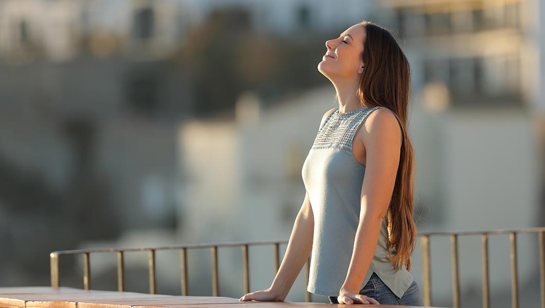 Remedios naturales para respirar mejor