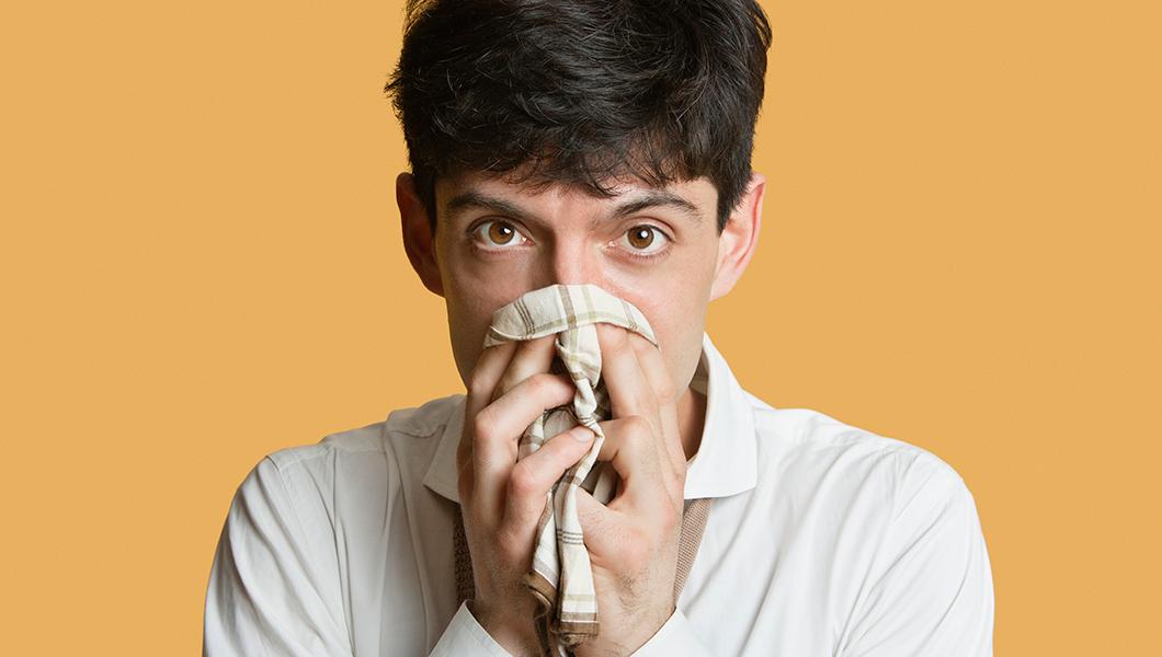 Cómo hacer un lavado nasal