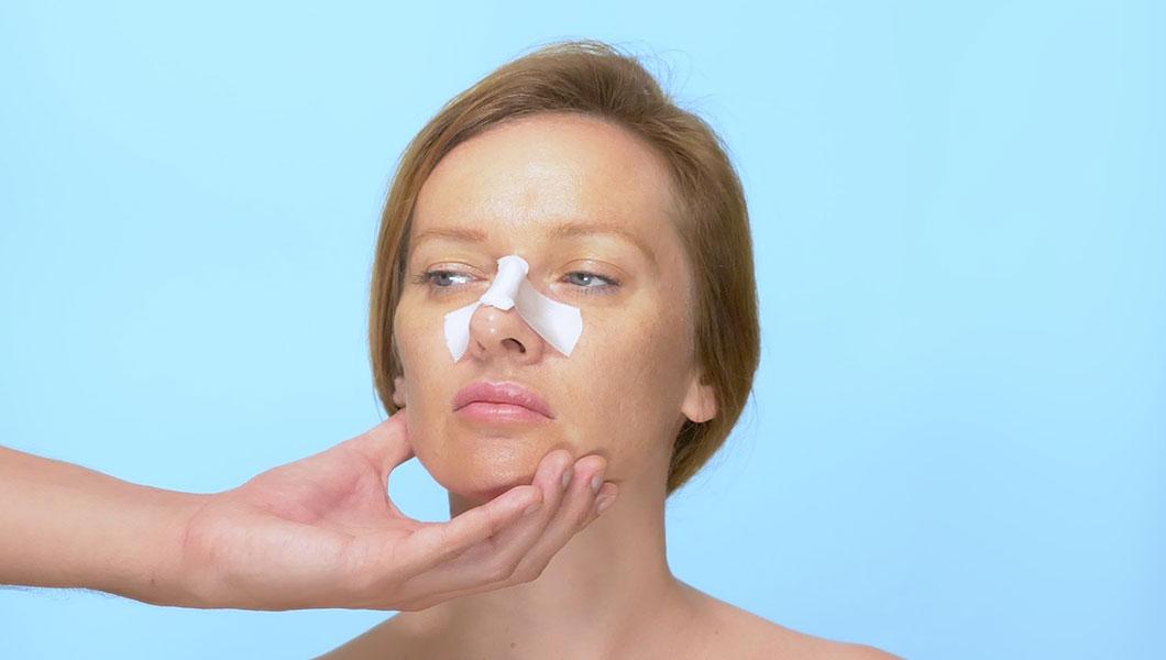 ¿Cuáles son los síntomas del tabique nasal desviado?