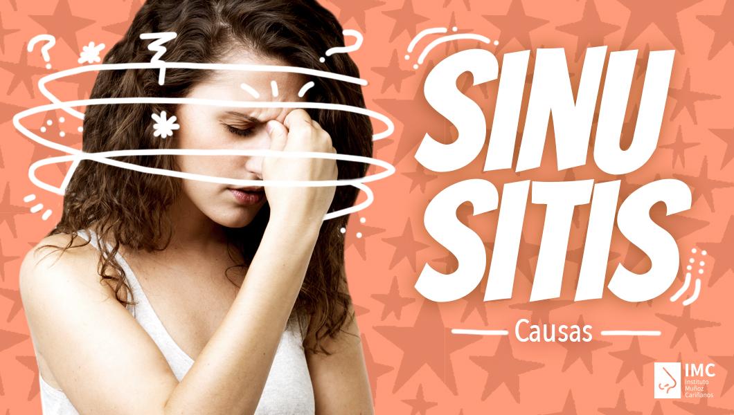Causas de la sinusitis