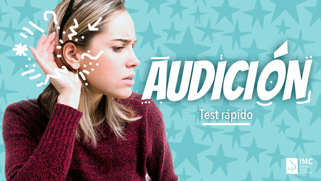 ¿Cómo saber si tengo pérdida de audición?